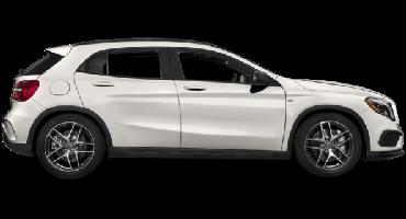 Mercedes GLA Off-Roader