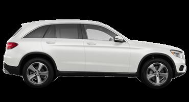 Mercedes GLC Off-Roader