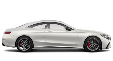 Mercedes S Serisi Coupe