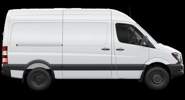 Mercedes Sprinter Panelvan