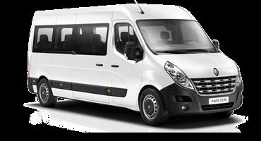Renault Master Minibüs / Otobüs