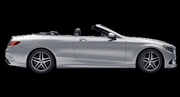 Mercedes S Serisi Cabriolet