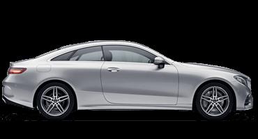 Mercedes Yeni E Serisi Coupe