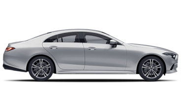 Mercedes Yeni CLS Coupe