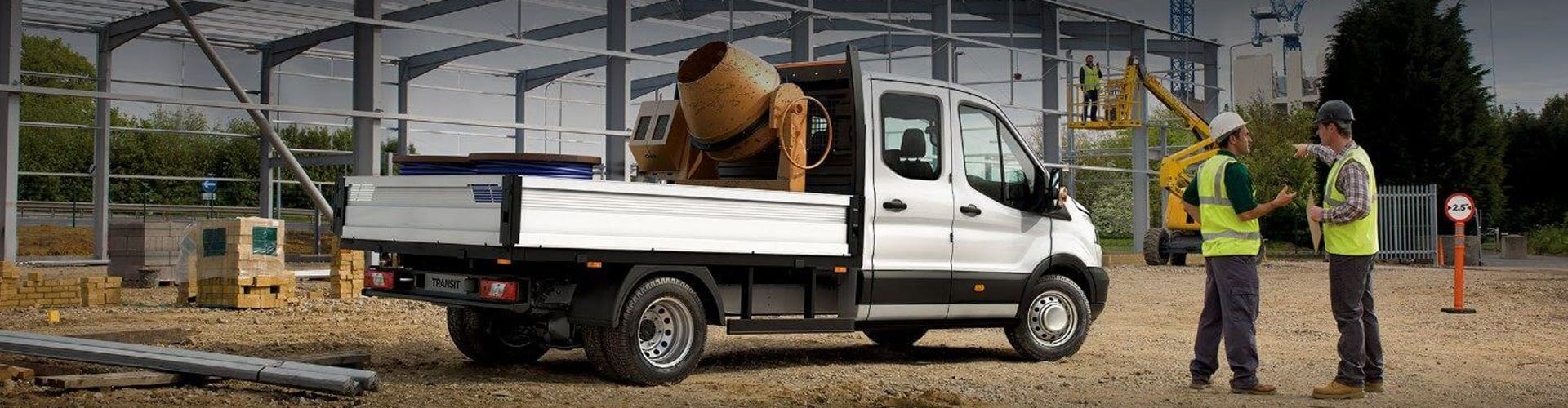 2021 ford transit kamyonet modelleri ve