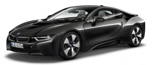 BMW i8 Coupe Koyu Gri