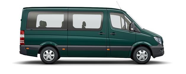 2017 mercedes sprinter minibüs modelleri ve fiyatları